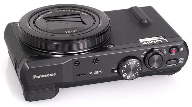 Panasonic Lumix TZ60 Black Large (6)