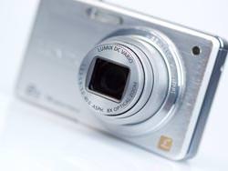 Panasonic Lumix DMC-FS30             lens