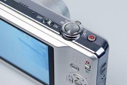 Panasonic Lumix DMC-FS30 top plate