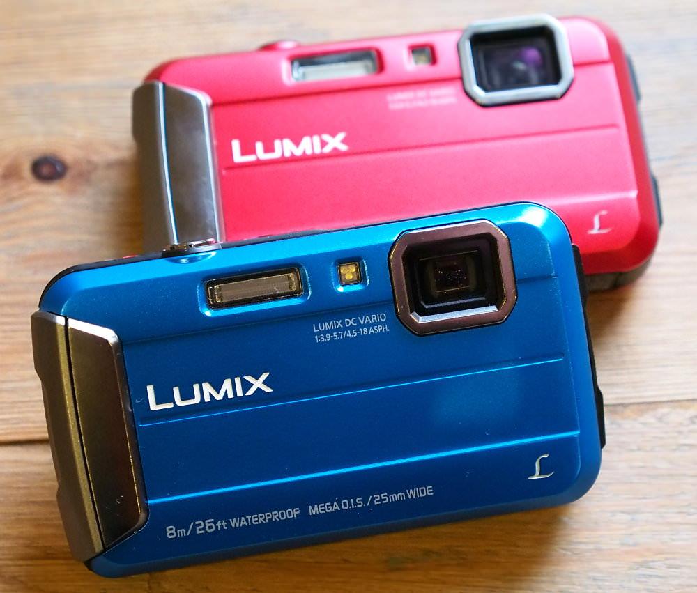 Panasonic Lumix FT30 Blue (1)