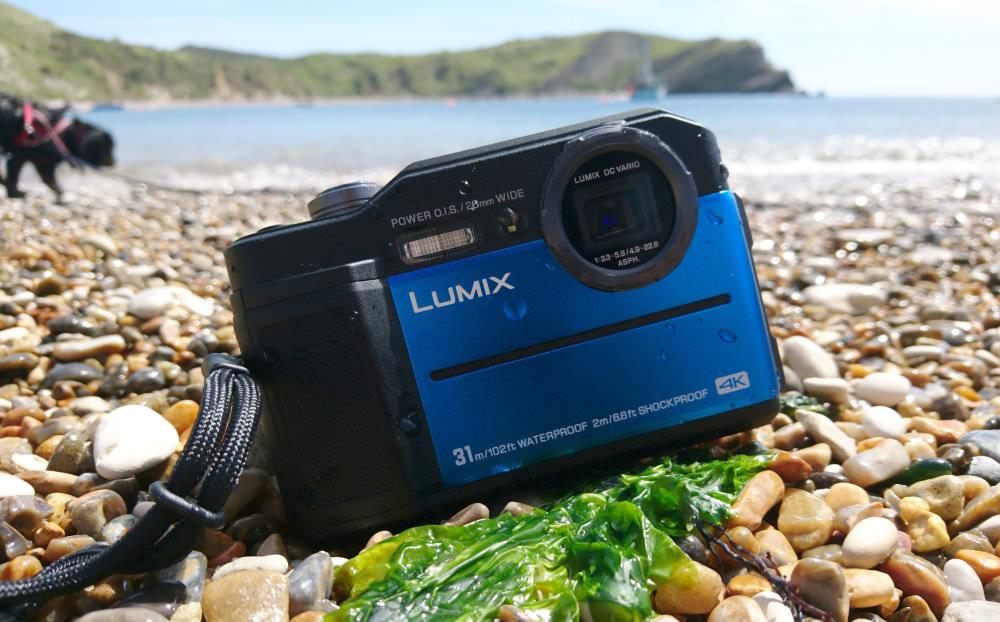 Panasonic Lumix FT7 Blue (9) (Custom)