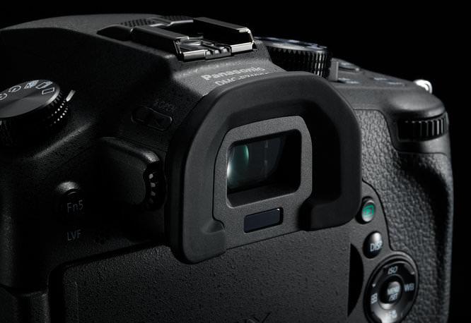 Panasonic EVF Image FZ1000