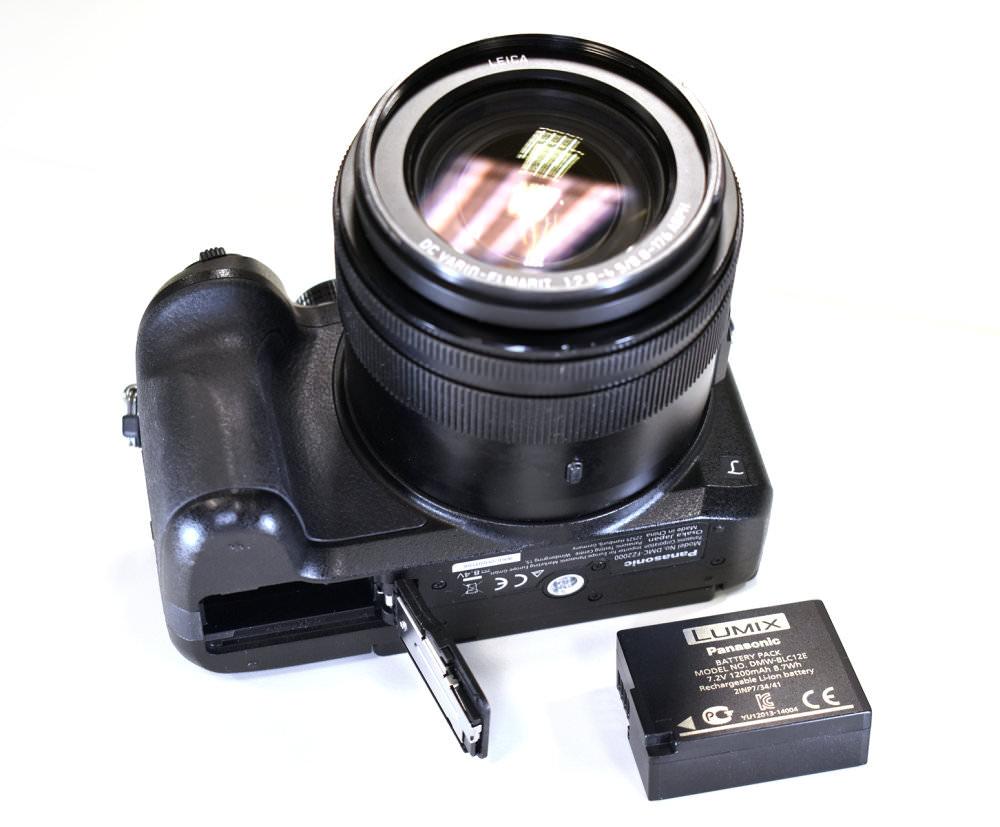 Panasonic Lumix FZ2000 FZ2500 Battery