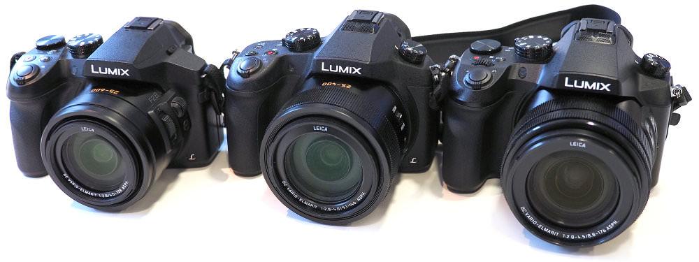 Panasonic Lumix FZ330 FZ1000 FZ2000