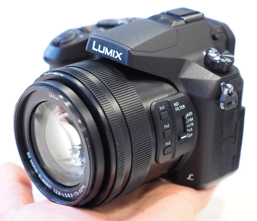 Panasonic Lumix FZ2000 FZ2500 Hands On (2)