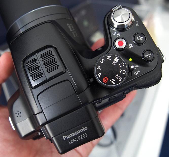 Panasonic Lumix FZ62
