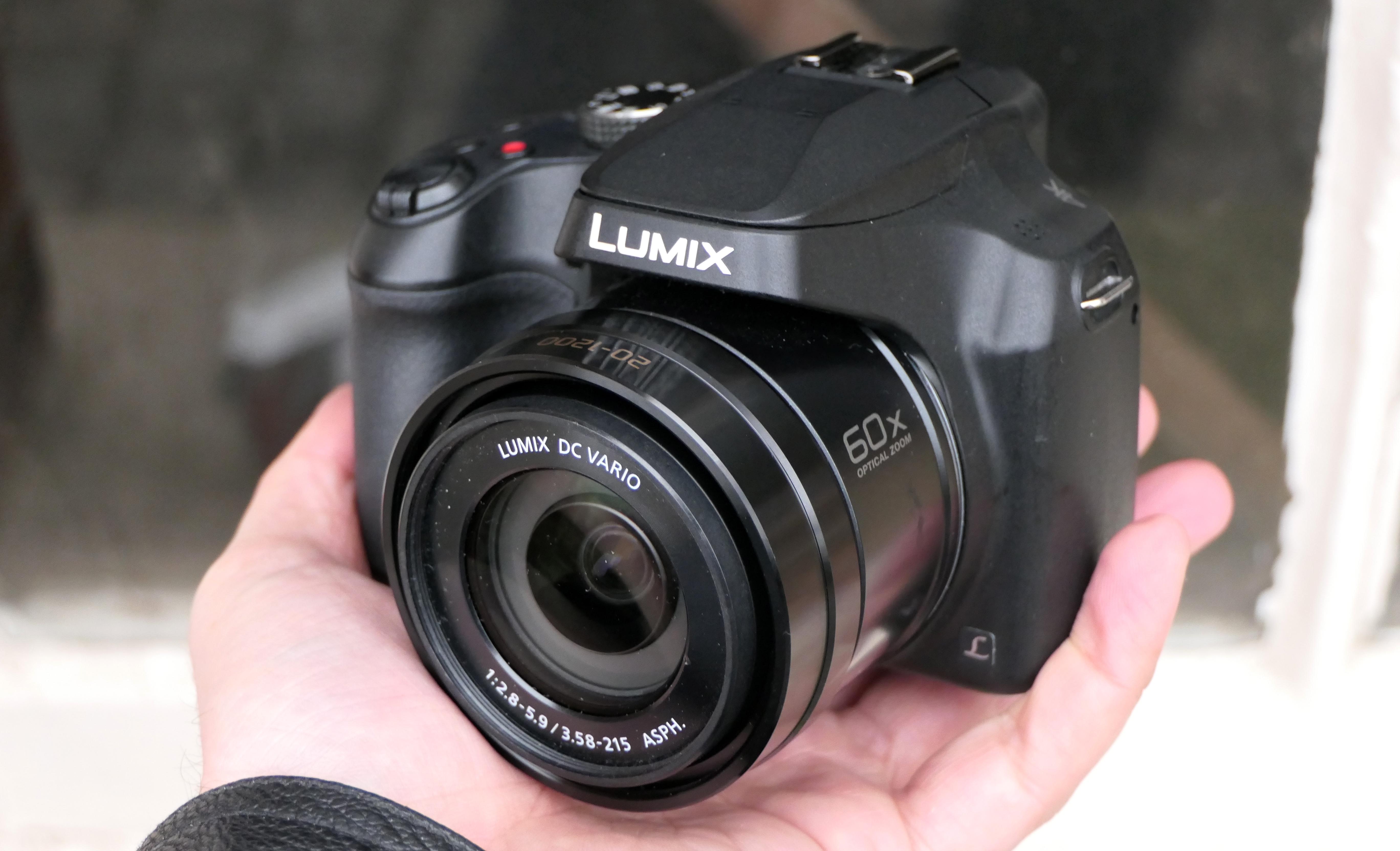 Panasonic Lumix FZ82 FZ80 Review   ePHOTOzine