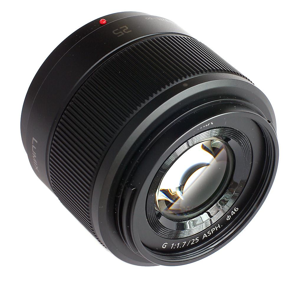 Panasonic Lumix G 25mm F 1 7 Asph Lens Review Ephotozine