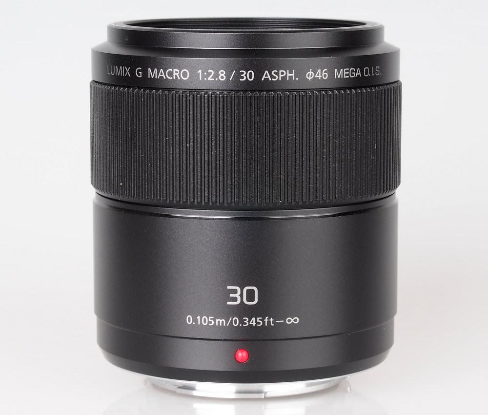 Panasonic Lumix G 30mm Macro F2 8 Lens (1)