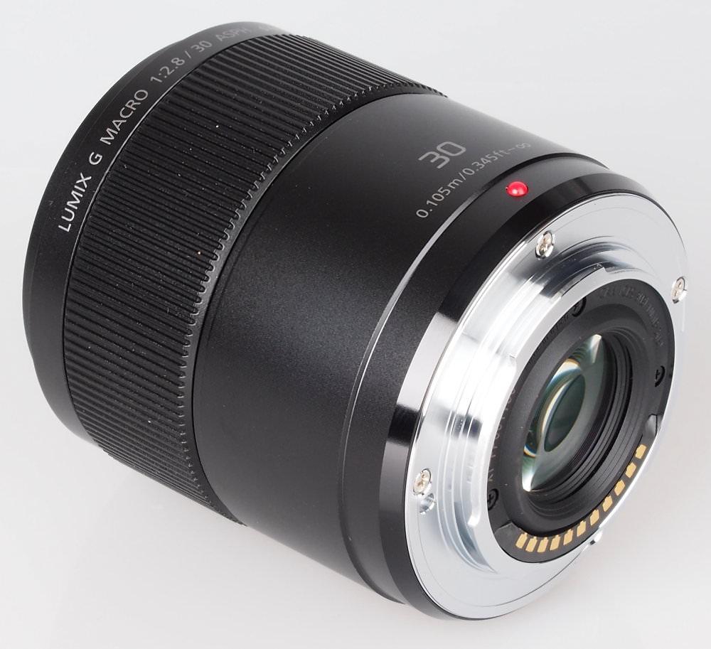 Panasonic Lumix G 30mm Macro F2 8 Lens (5)