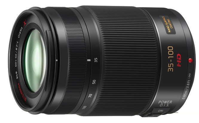 Panasonic LUMIX 35-100mm f/2.8