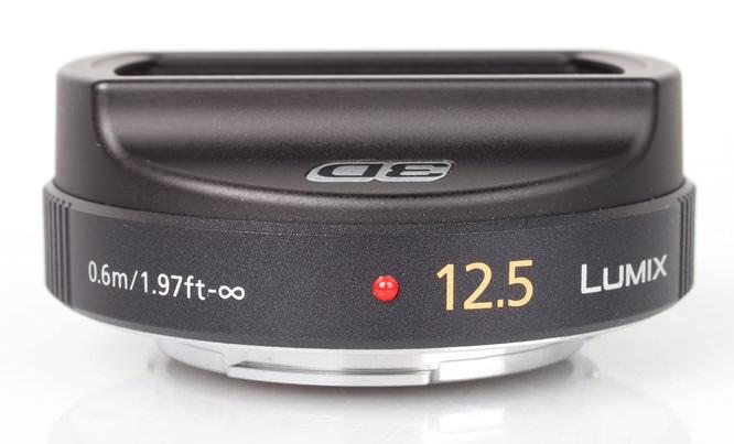 Panasonic Lumix G 3D 12.5mm f/12