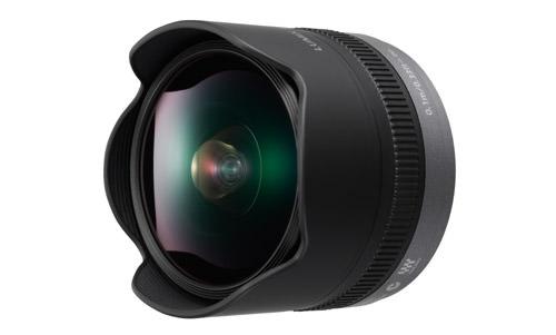 Panasonic Lumix G Fisheye 8mm f3.5 Lens