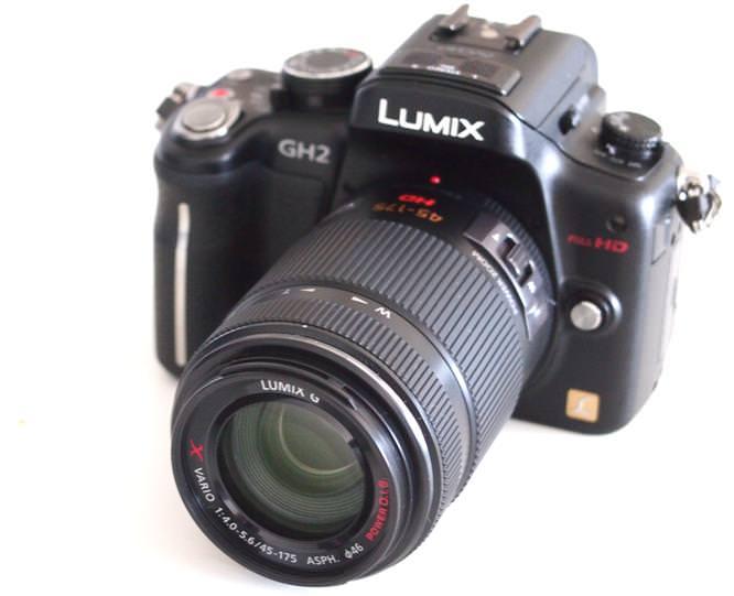 LUMIX G X VARIO PZ 45-175mm