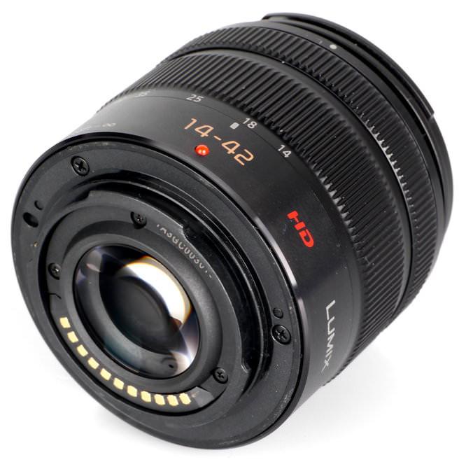 Panasonic Lumix 14 42mm II Lens (3)