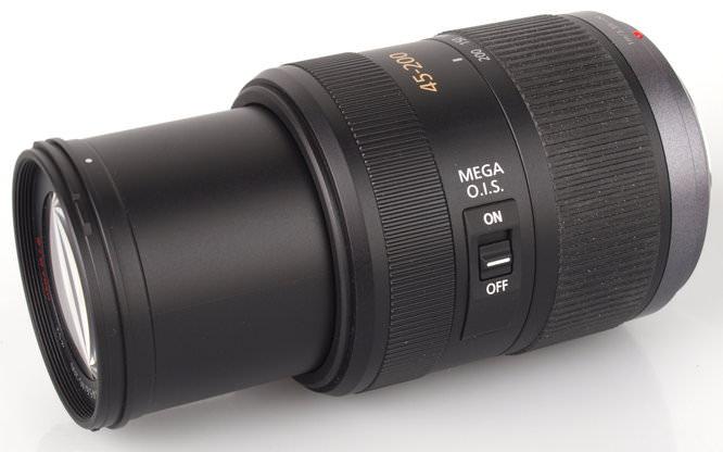 Panasonic Lumix G Vario 45-200mm f/4.0-5.6