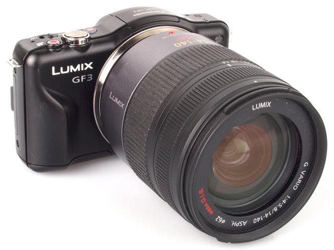 Panasonic Lumix G Vario HD 14-140mm f/4.0-5.8 ASPH