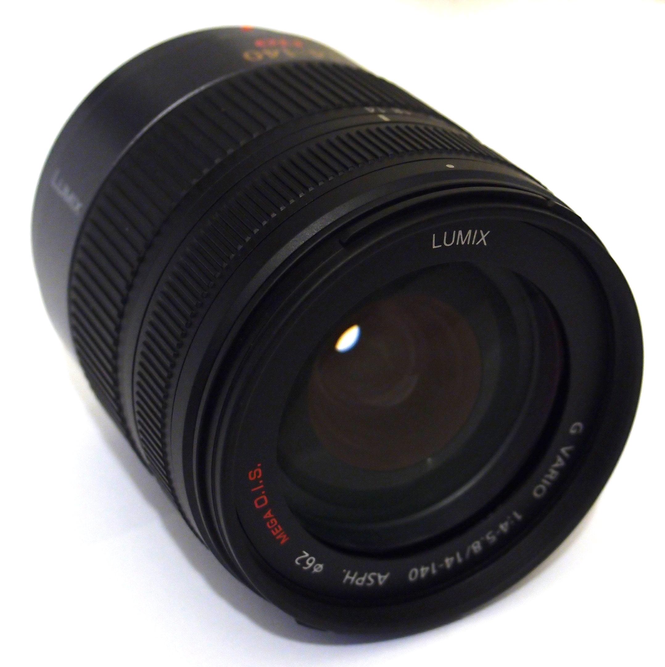 panasonic lumix g vario hd 14 140mm f 4 0 5 8 mega ois review