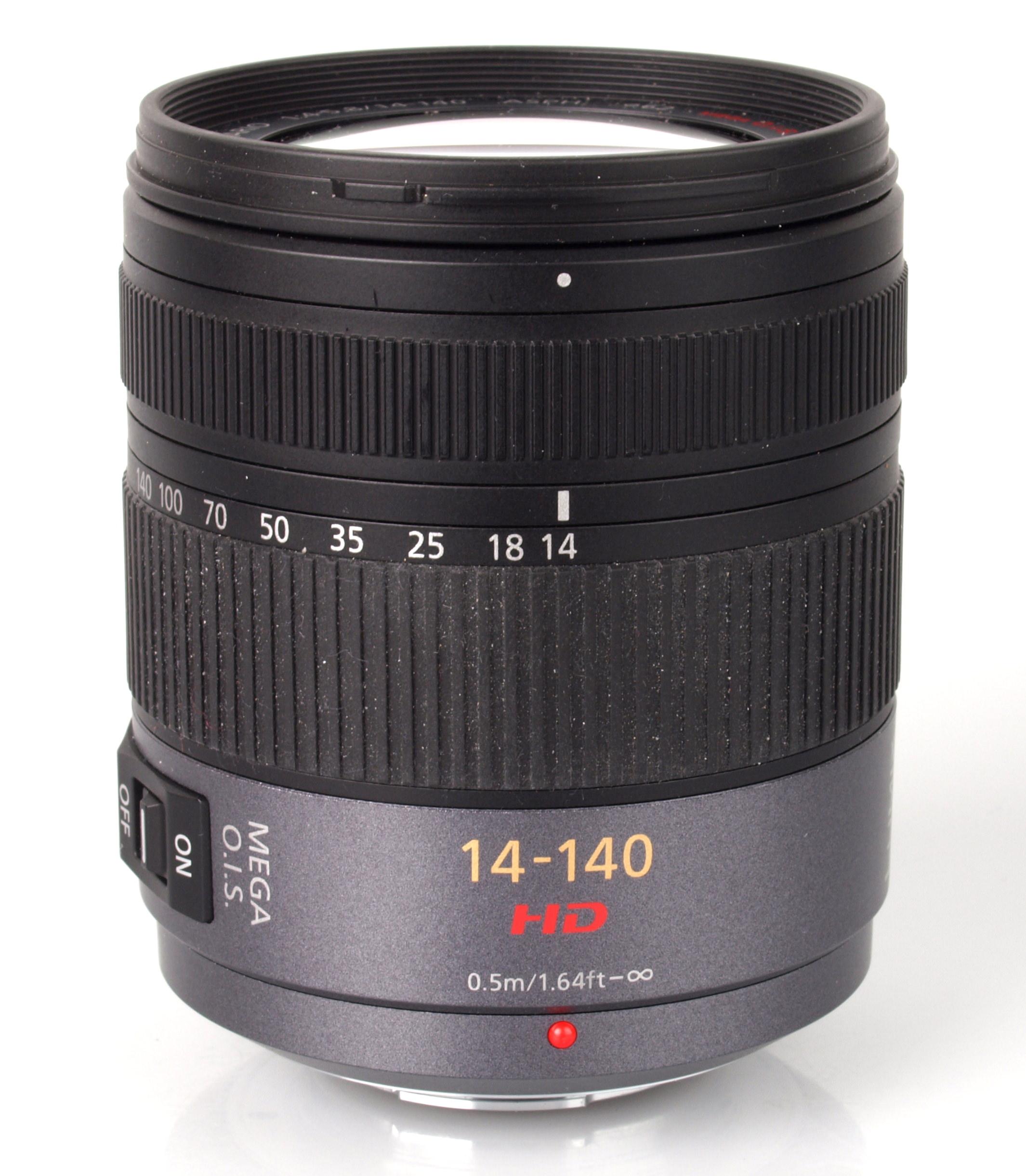 Panasonic Lumix G Vario HD 14-140mm/F4.0-5.8ASPH./MEGA O.I.S Download Driver