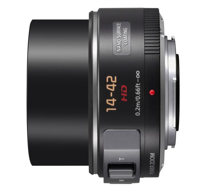 Panasonic Lumix X 14-42mm