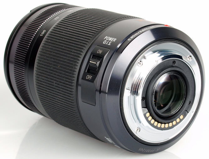 Panasonic Lumix G Vario X 35-100mm f/2.8
