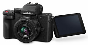 Panasonic Lumix G100 Vlogging Camera Announced
