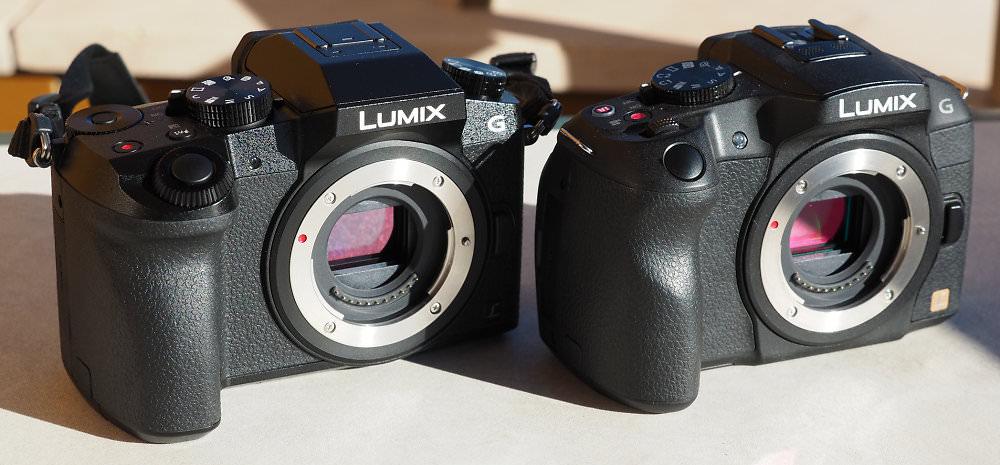 Panasonic Lumix G7 Vs G6 (1)