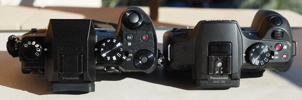 Panasonic Lumix G7 Vs G6 (5)