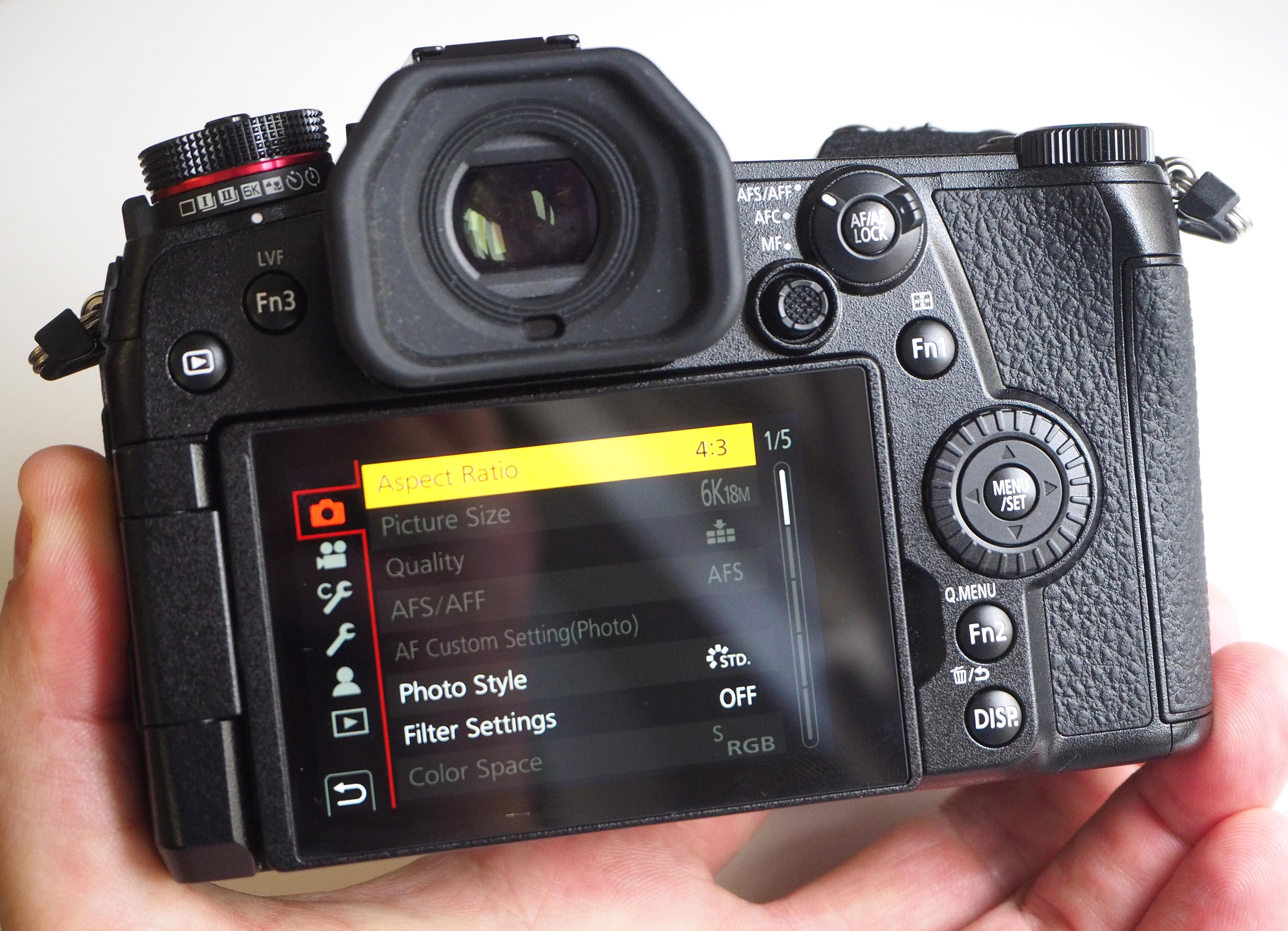 Panasonic Lumix G9 Expert Review | ePHOTOzine