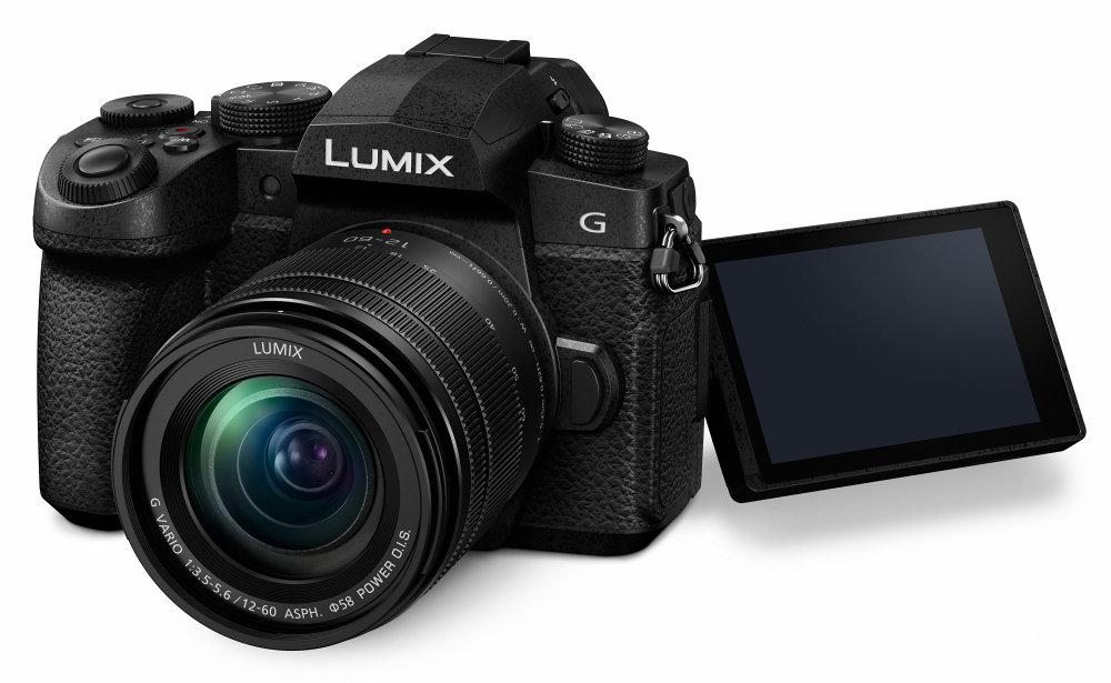 LUMIX G90 MKIT Slant K LCD