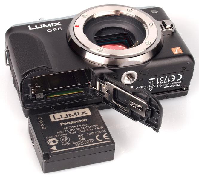 Panasonic Lumix GF6 (1)