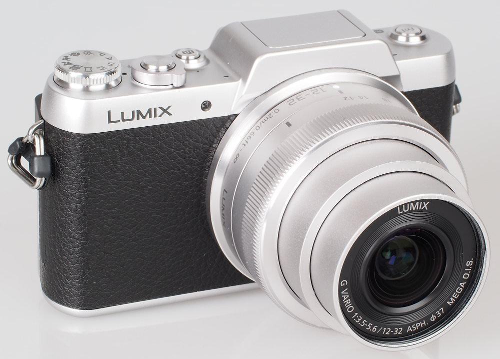 Panasonic Lumix GF7 Silver (4)