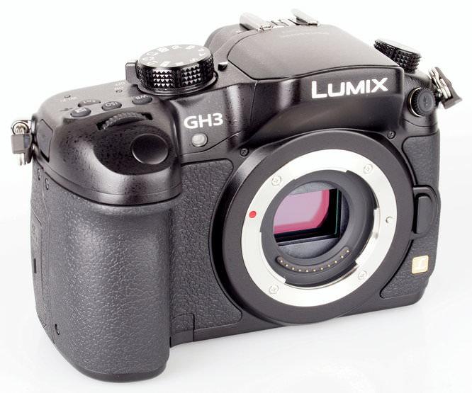 Panasonic Lumix Dmc Gh3 (5)