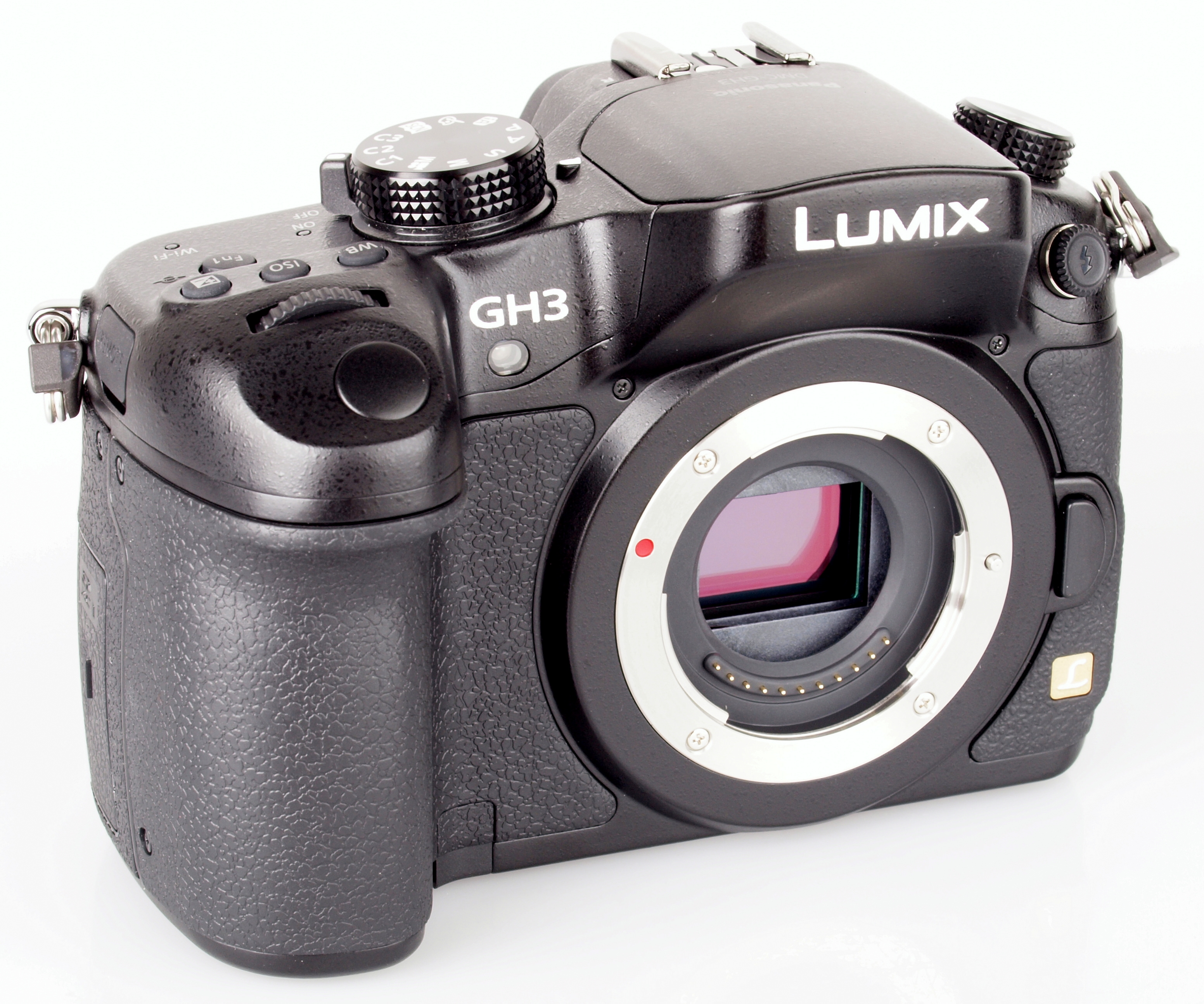 Panasonic Lumix DMC-GH3 Review: Digital Photography Review