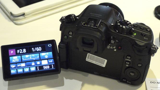 Panasonic Lumix Gh3 Hands On (16)