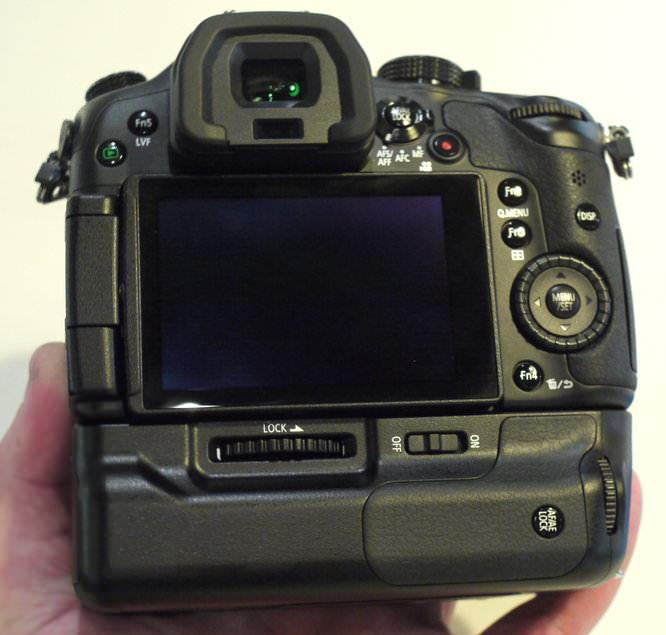 Panasonic Lumix Gh3 Hands On (2)
