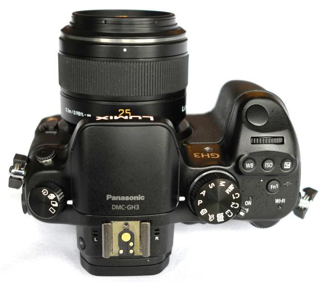 Panasonic Lumix Gh3 With Leica 25mm (6)
