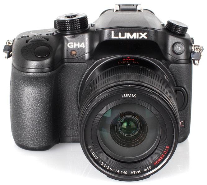 Panasonic Lumix DMC GH4 (2)