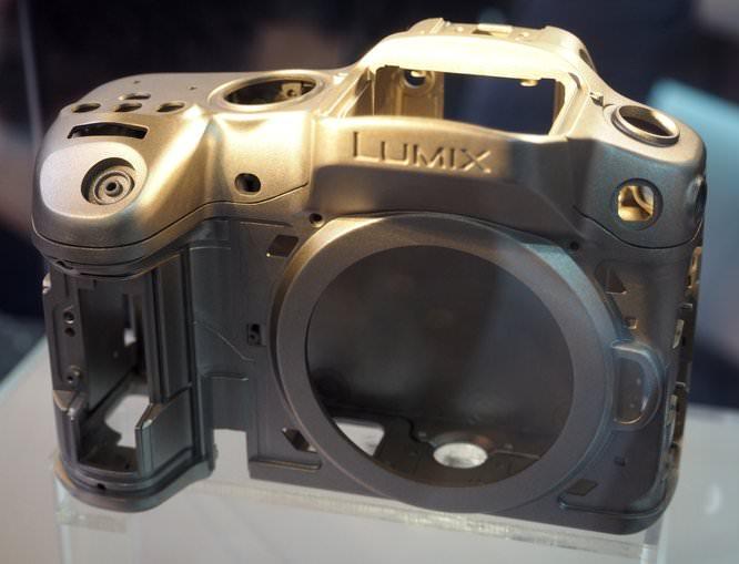 Panasonic Lumix GH4 Internal Structure (2) (Custom)