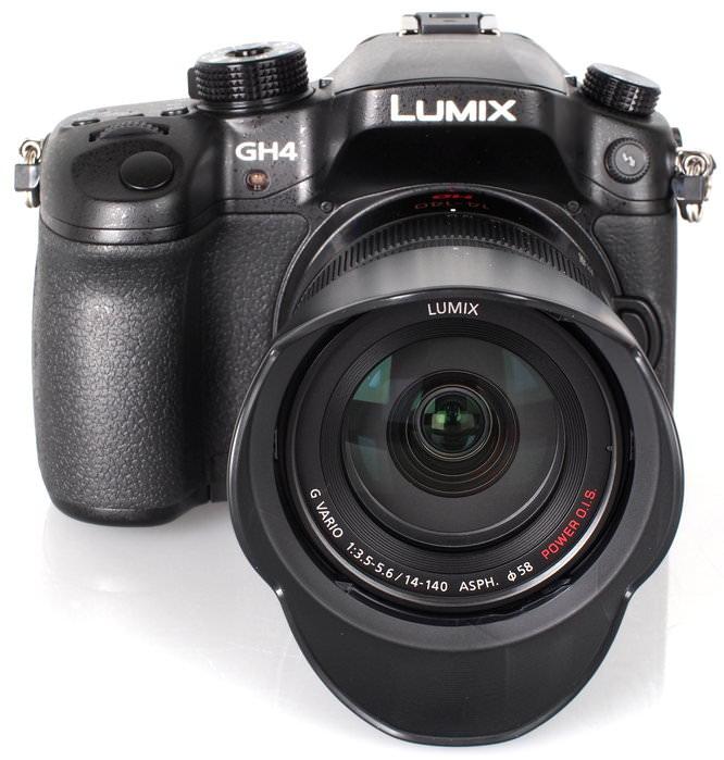 Panasonic Lumix DMC GH4 (1)