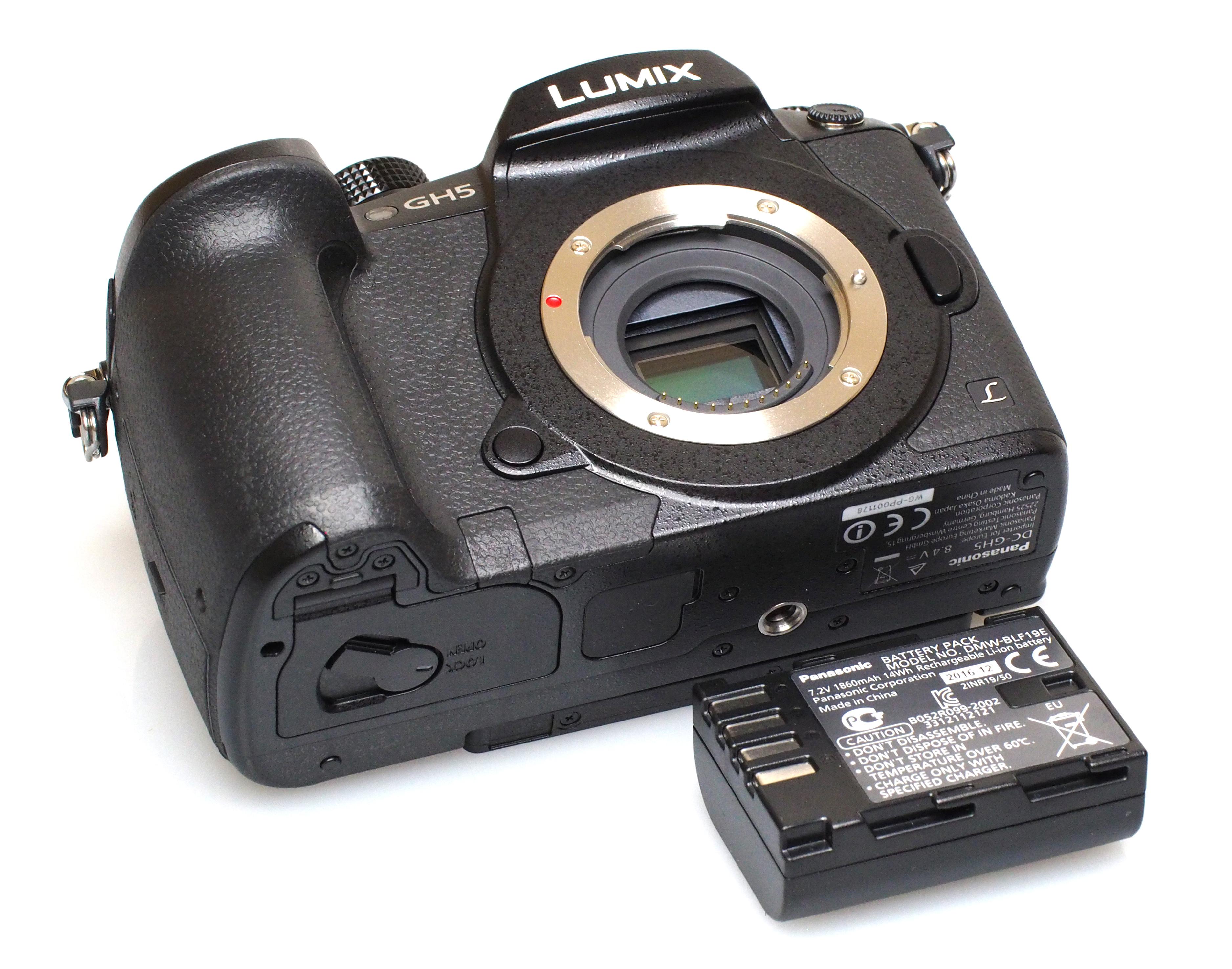 Panasonic Lumix GH5 Expert Review | ePHOTOzine