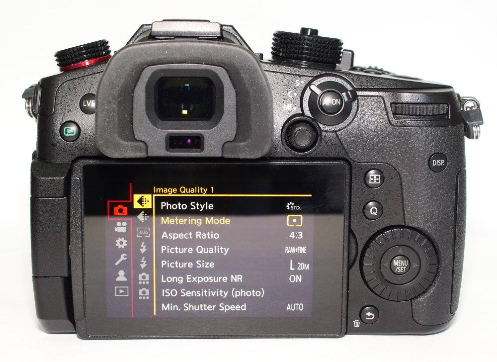 Panasonic Lumix GH5 II (8)