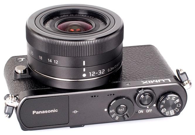 Panasonic Lumix GM1 Black (8)