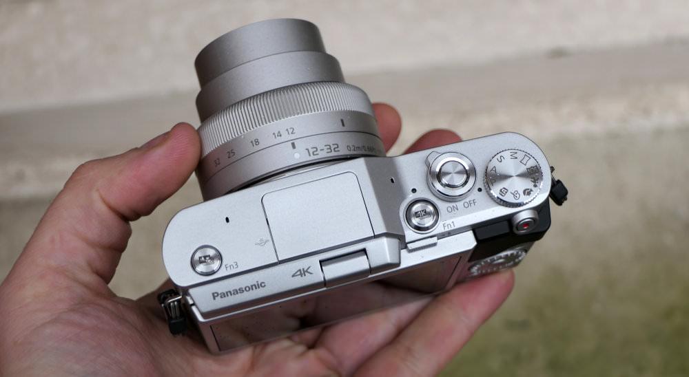 Panasonic Lumix GX800 In Hand (1)