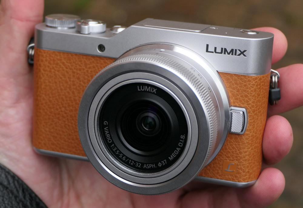 Panasonic Lumix GX800 In Hand (6)