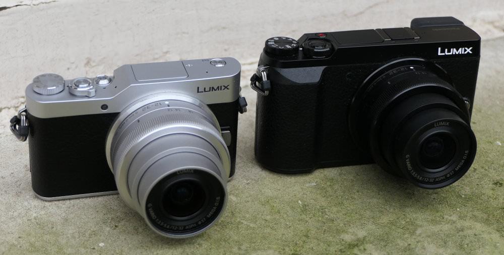 Panasonic Lumix GX800 Vs GX80 (2)