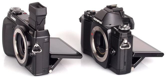 Panasonic Lumix GX7 Vs Olympus OM D E M5 (10)