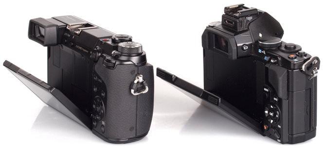Panasonic Lumix GX7 Vs Olympus OM D E M5 (1)