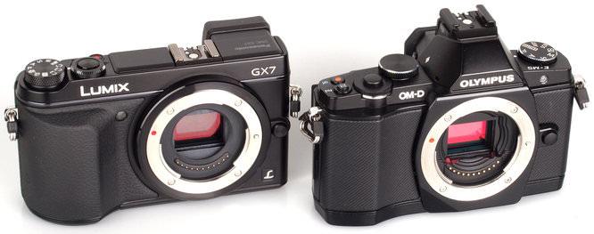 Panasonic Lumix GX7 Vs Olympus OM D E M5 (5)