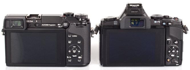 Panasonic Lumix GX7 Vs Olympus OM D E M5 (7)